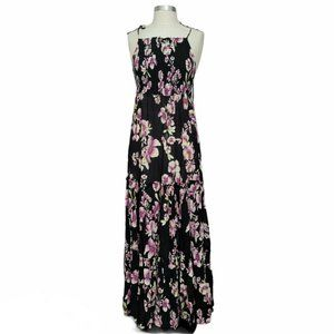 Free People S Garden Party Maxi Dress Tiered Boho
